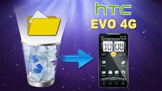 How to Recover Deleted Files from HTC EVO 4G? How to Retrieve All Lost Data from HTC EVO?