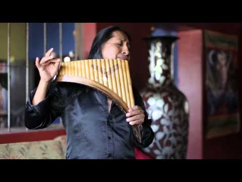 Hallelujah on Panflute | Aleluya by Edgar Muenala | (Official Music Video)