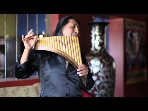 Hallelujah on Panflute | Aleluya by Edgar Muenala |