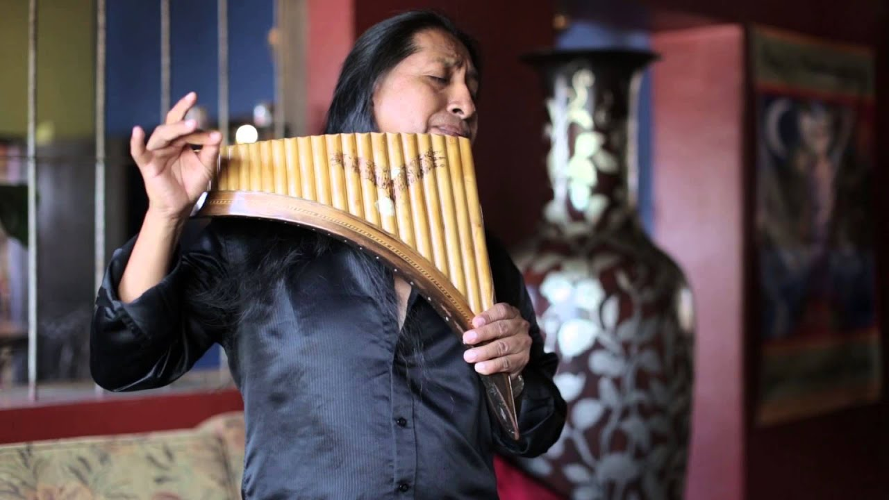 Hallelujah On Panflute Aleluya By Edgar Muenala Official Music Video Youtube