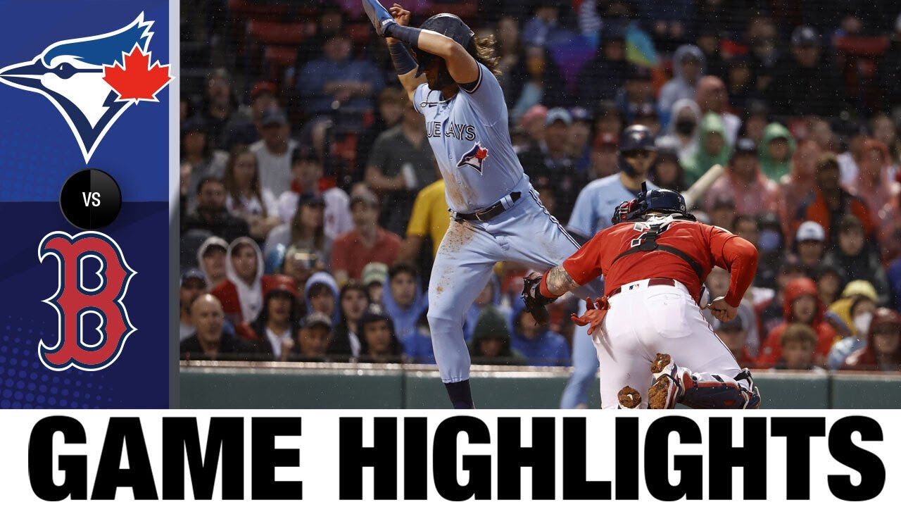 Download Blue Jays vs. Red Sox Game Highlights (7/29/21) | MLB Highlights