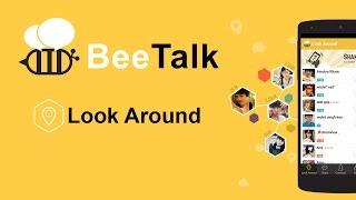 Video Cara mencari teman baru menggunakan fitur Look Around pada BeeTalk download MP3, 3GP, MP4, WEBM, AVI, FLV Juli 2018