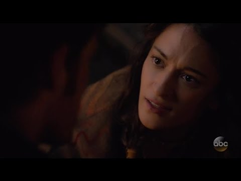 Hook & Tiger Lily 6x17 Once Upon A Time