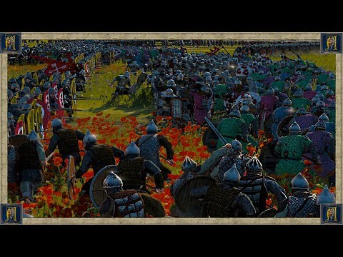 Kingdom Come: Deliverance Battle - Total War Medieval Kingdoms 1212AD Online Gameplay