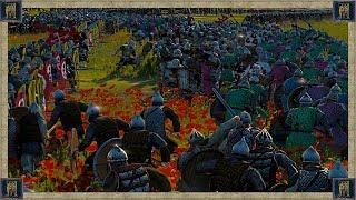 Kingdom Come: Deliverance Battle - Total War Medieval Kingdoms 1212AD Online Gameplay