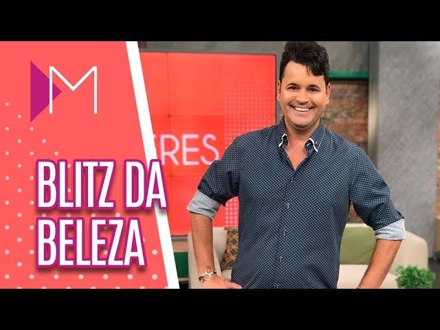 Blitz da Beleza: Clube das Mães - Mulheres (27/03/19)