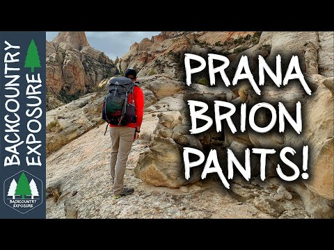 These Are The Best Pants For Backpacking!