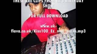 EZ & MAJESTIC MC LIVE ON KISS 100