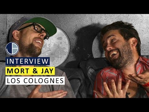 Mort and Jay (of Los Colognes): Lockn' has the best vibe
