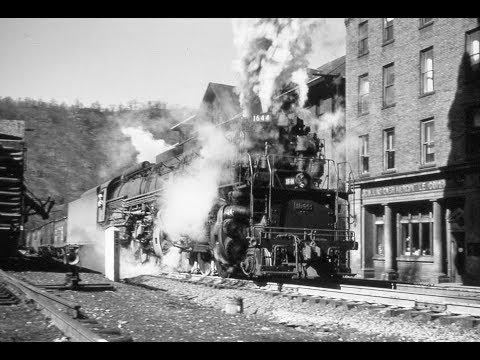 Chesapeake & Ohio George Washington Passenger Train [4K]