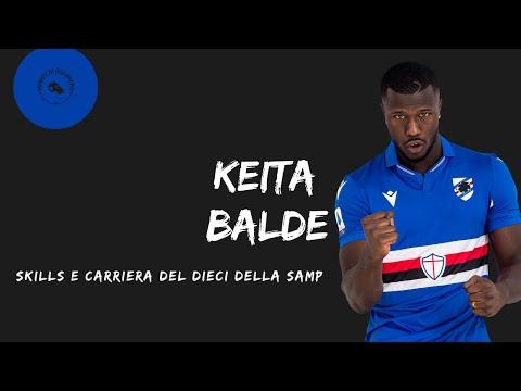 Keita Balde alla Sampdoria: carriera, ruolo, caratteristiche e skills