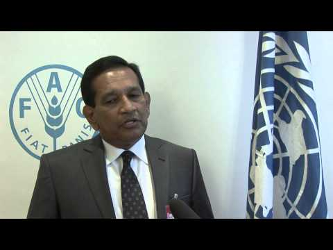 Interview with Sri Lanka's Minister of Fisheries and Aquatic Resources Development