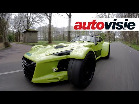 Autovisie TV: Donkervoort D8 GTO RS