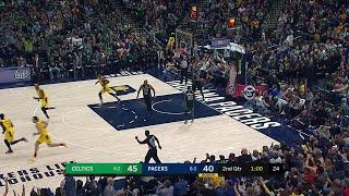 2nd Quarter, One Box Video: Indiana Pacers vs. Boston Celtics