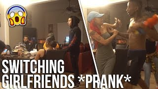 LET'S SWITCH GIRLFRIENDS PRANK!!! w/ FUNNYMIKE & Greg