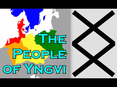 Origin of the Ingvaeonic Peoples (Angles, Saxons, Jutes, and Frisians)