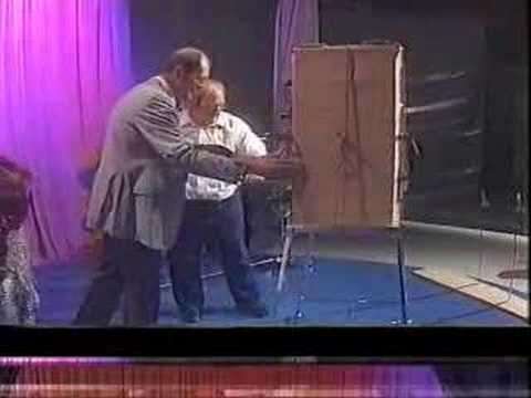 Sword box magic trick revealed