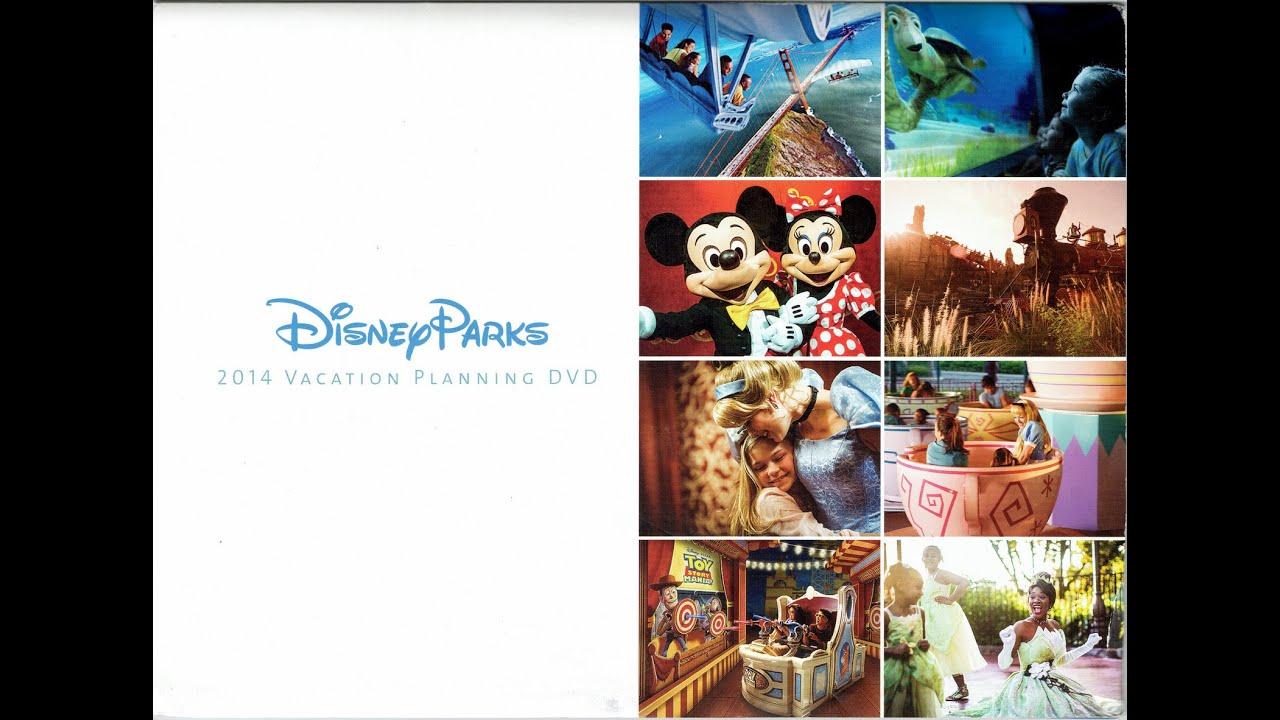 2014 Walt Disney World Vacation Planning DVD ...