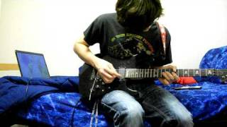 Avenged Sevenfold - Blinded in Chains Rhythm Guitar Cover