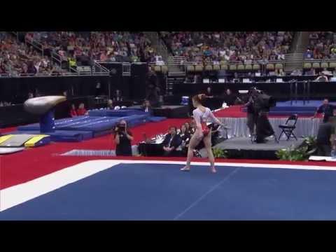 2014 P&G Gymnastics Championships - Sr. Women - Day 2 (NBC)