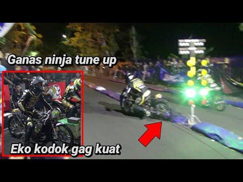 Eko kodok tak sanggup kendalikan kelas ninja tune up 155cc _ idc seri 3