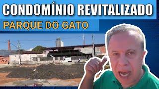 Parque do Gato - O incrível trabalho feito na região - 2020 - Camilo Cristófaro