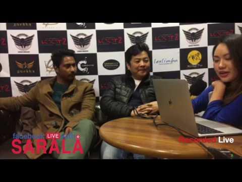 DAYAHANG RAI   SAUGAT MALLA   INTERVIEW   LOOT 2   NEPALI FILM