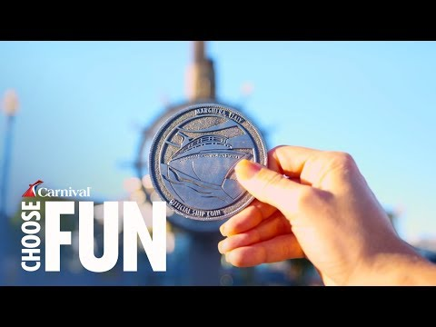 Carnival Panorama: Journey to the Coin Ceremony | Carnival Cruise Line