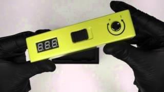 Обзор комплектации боксмода Lotus LE80(боксмод Lotus LE80 Варивольт в лучшем исполнений из возможных! Приятное в руке софт тач покрытие и огромный..., 2015-12-15T18:46:10.000Z)