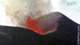 Вулканы и гейзеры России