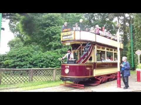 East Anglia Transport Museum London Event 2016