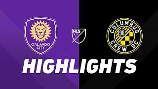 Orlando City SC vs. Columbus Crew SC | HIGHLIGHTS - July 13, 2019
