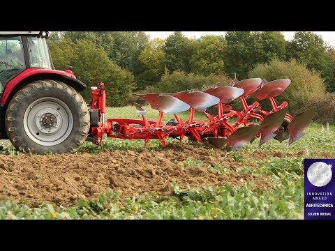 KUHN Smart Ploughing (Innovation Award - Agritechnica Silver medal 2017)