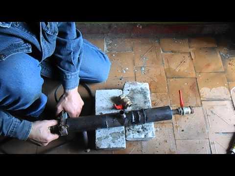 Подключение к водопроводу под давлением