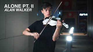 ALAN WALKER & AVA MAX - ALONE PT. II VIOLIN COVER 2020