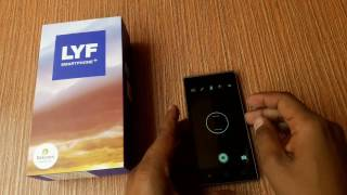 LYF f8 Unboxing in Hindi