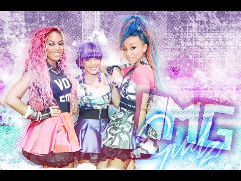 Nothing On Me Remix by Toni Romiti & Tink (OMG Girlz Fanmade Video)