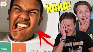 Vi må IKKE grine! - OmeTV (Challenge)