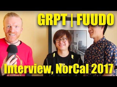 GRPT | FUUDO SFV INTERVIEW (use English language timestamps below), NCR 2017