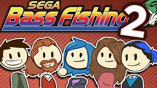 Sega Bass Fishing - #2 - Full Boat - Guest Play with Will Overgard & Friends!