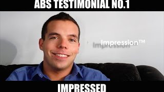Abstract Testimonial No.1 - First Impression, of The Abs•Tract: Core Philosophy Thumbnail