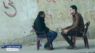 كاميرا خفيه _ جزائري في فلسطين وفلسطيني في الجزائر شاهد ماذا حدث _ محمود شراب _ ديقا مان
