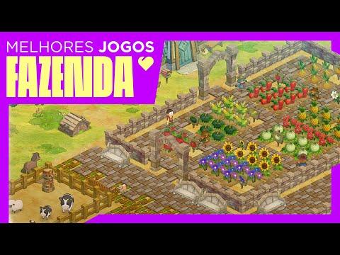 Os Melhores Jogos De Fazenda | Estilo Harvest Moon