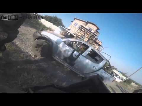 Война в восточной Украине 2014 2015г Большая видео подборка битв