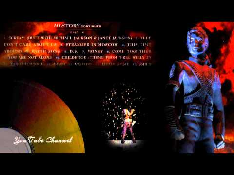 05 Earth song - Michael Jackson - HIStory: Past, Present and Future, Book I [HD]