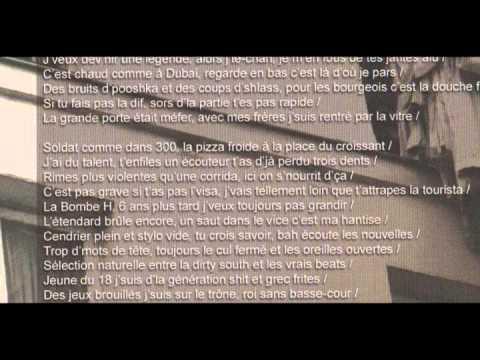 Hugo tsr ugotrip prod i n c h lyrics paroles youtube for Tsr crew fenetre sur rue