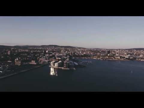 The Oslo fjord in 4K | Above Media