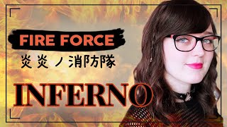 Fire Force Opening 1 Full Theme Song「Inferno / Mrs. Green Apple」~ ShiroNeko Cover