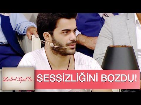 Zuhal Topal'la  15. Bölüm (HD) | Deniz, Sessizliğini Bozdu!