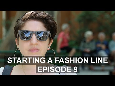 Starting A Fashion Line - Vlog - SHANGHAI BUSINESS - Episode 9